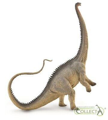 CollectA Diplodocus (Grey) | Collectable Animal Dinosaur Figurine Roleplay Toy