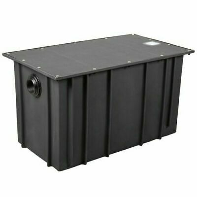 Brand New Ashland PolyTrap 4875 150 lb. Grease Trap w/Threaded Connections