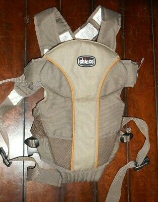 Chicco ultrasoft magic baby carrier