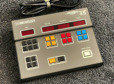Beseler 8572 Universal 45 Color Controller UNUSED