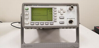 Agilent E4418B EPM Series Power Meter Good!