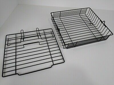 Ronco Showtime Rotisserie BBQ Wire Basket 3000 Replacement, CLEAN
