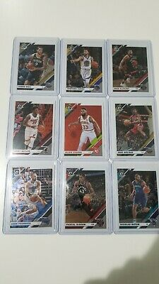 2019-20 Donruss Optic Basketball Rated Rookies Base Cards 1-200 Pick Your Card