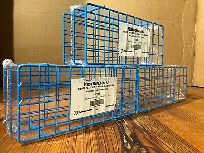 *NEW* Fisherbrand Poxygrid, TT Rack, Blue, 18-20mm, 40 Places #147939