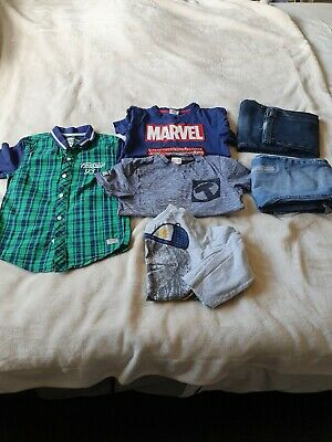 Boys bundle 5-6 years. Makes FIRETRAP/F&F/GEORGE. GRAB A BARGAIN-SEE DESCRIPTION