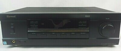 Sherwood RX-4109 AM/FM Receiver ,Tested  JM-0019