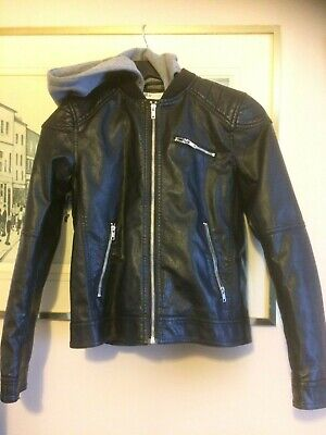 Girl's Biker Jacket by H&M age 11-12