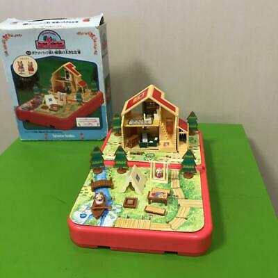48 Epoch Sylvanian Families House Big Red Roofed House HA