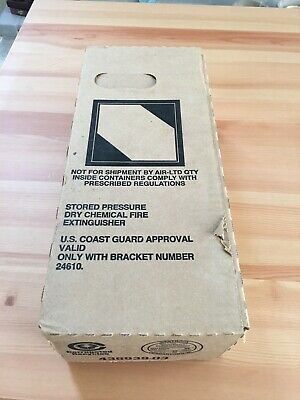 The Boring Company Not A Flamethrower Fire Extinguisher new sealed in box