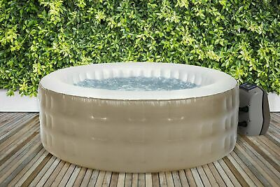Avenli Hot Tub 4 Person Spa Jacuzzi Airjet Massaging Hottub With 120 Airjets