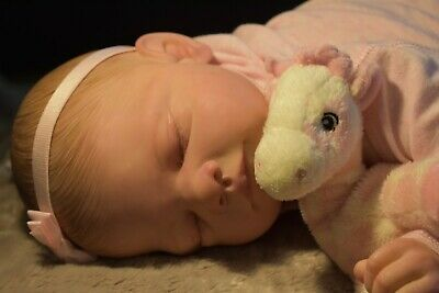 Reborn Baby Girl MADDIE 20 Inches