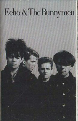 ECHO & THE BUNNYMEN: Self-Titled Cassette Tape
