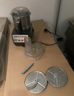 Robot Coupe R201 Ultra Food Processor  including slicer/shredder and attachment