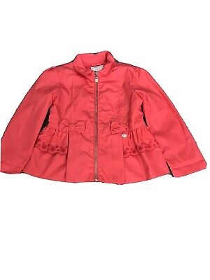 girls mayoral age 6 Pink Lightweight Jacket