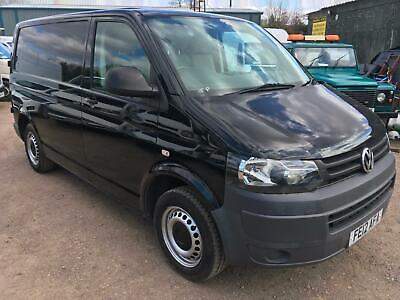 2012 Volkswagen Transporter T30 2.0 TDI 102PS Van SWB PANEL VAN Diesel Manual