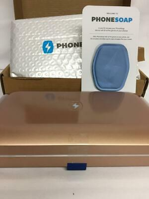 PhoneSoap 3.0 UV Sanitizer and Phone Charger GOLD  Phone Soap 3 - Lori Greiner