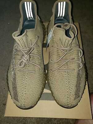 Adidas Yeezy Boost 350 V2 Earth - Men's Size 12.5 - FX9033 100% Authentic NEW