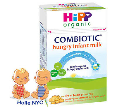 HiPP UK Hungry Infant Organic Combiotic Milk 800g Free Shipping