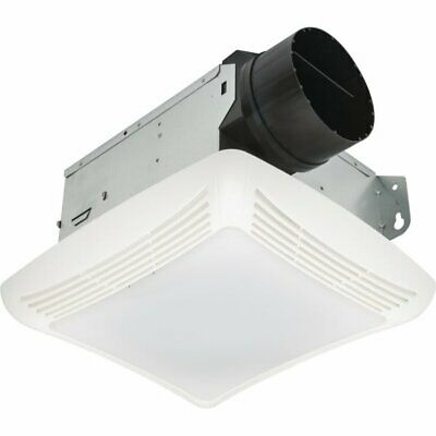 Broan NuTone Exhaust Fan And Ceiling Light