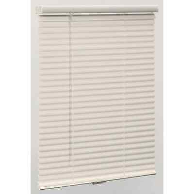 Champion TruTouch 34x60 Cordless 1 Vinyl Mini Blind Alabaster