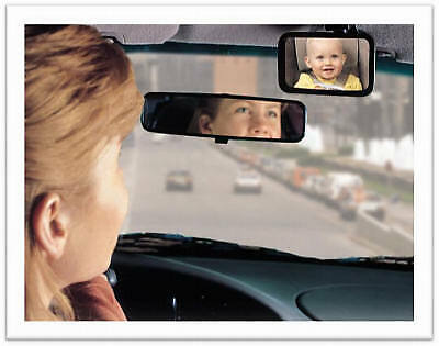 Baby-On-Board View Mirror