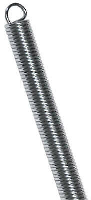 Extension Spring, 9/16-In. OD x 8-1/2-In.