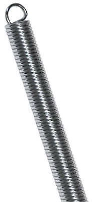 Extension Spring, 1-1/2-In. OD x 11-1/2-In.