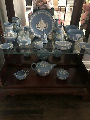 wedgewood blue jasperware