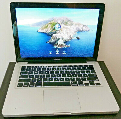 MacBook Pro 9,2 excellent refurbished 1TB Catalina OS Apple laptop