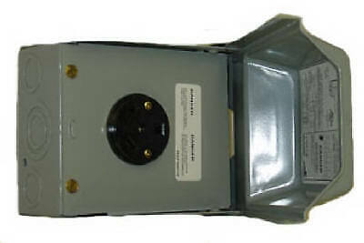 Midwest Electric 30A 120V Surface Mount Outdoor Receptacle Enclosure