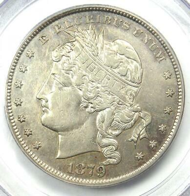 1879 Proof Goloid Pattern Metric Dollar $1 Coin Judd-1627 (J-1627) - PCGS PR53