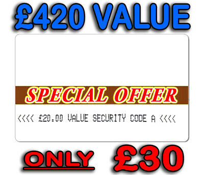 Ampy Electric Meter cards £400 Credit Only £30 Code A