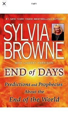 [PDF] Predictions and Prophecies about the End of the World by Sylvia PDF