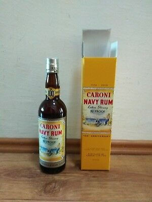 Caroni Navy 90 proof