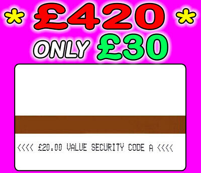 Ampy Meter Card £400 Credit Only £30 Code A