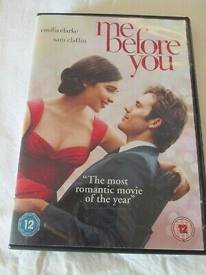 Me Before You - Romantic movie dvd