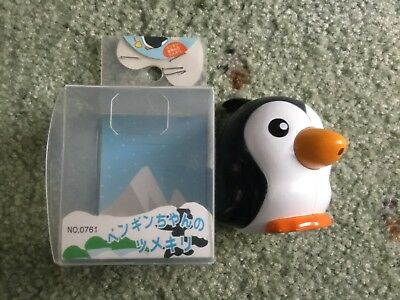 Penguin Nail Clippers.