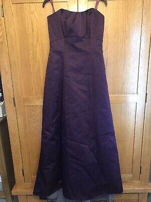 Prom Bridesmaid Dress Size 6-10