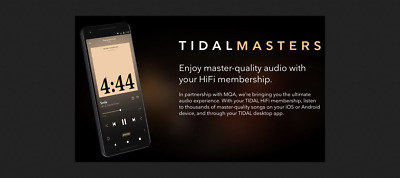 ‮TIDAl HIFI Masters Plan Family 6 Users LifeTime Quality sound ‮