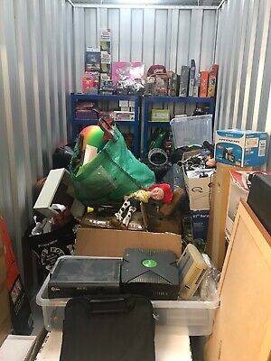 Abandoned Shop/unit For Auction, Toys, Games, Consoles, Electronics, Camcorders