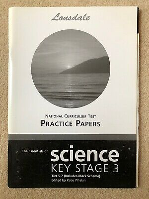 Science Levels 5-7 Practice Papers (inc. Answers): Levels 5 - 7 by Paul Wharton