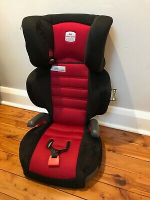 Britax Safe n Sound Hi Liner SG. Used. Covers and Seat Padding Washed.