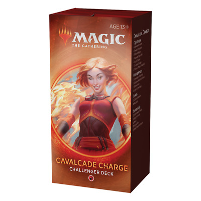 Challenger Deck 2020 Cavalcade Charge (English)