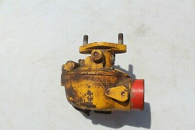 Used Ford 4000 Tractor Carburetor Marvel Schebler Tsx 769 Series 800 Ford