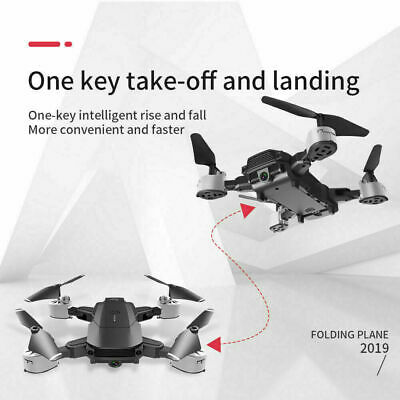 New Foldable Drone 4K/1080P HD Camera Optical Flow Position WIFI FPV Quadcopters