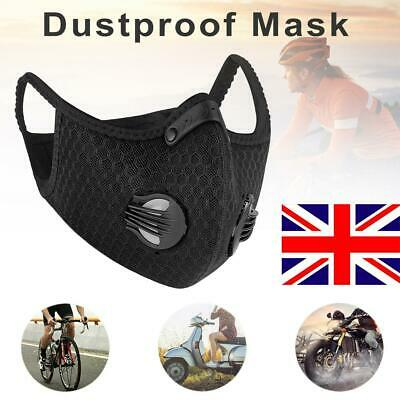 Safety Face Masque Training Smog Running Dust Filter Masque Outdoor Cycling Bike