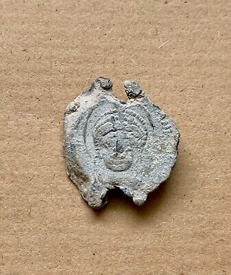 Imperial Byzantine Lead Seal/Siegel Of Justinian I (527-565). Nice Piece!