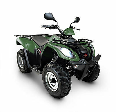 Kymco MXU 150 Off Road ATV Quadbike - Fully Auto - Two Units Only! From Stock!!