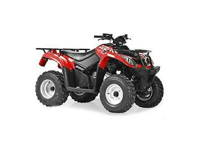 Kymco MXU300 2WD ATV - Shaft Drive with Reverse - One Only! Delivery/Export