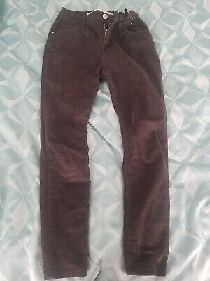 Girls Black Glitter Jeans age 9 to 10 years